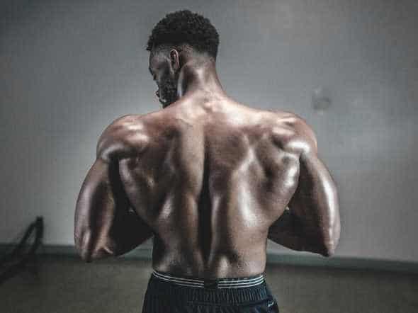 black man strong back: does mk-677 improve sleep quality
