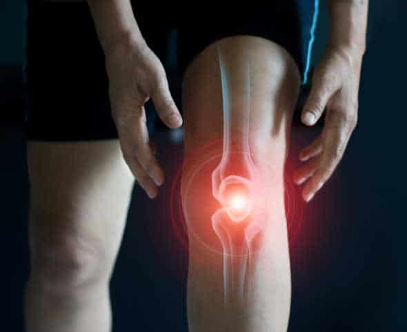 Does MK-677 Cause Joint Pain? body builder with joint pain