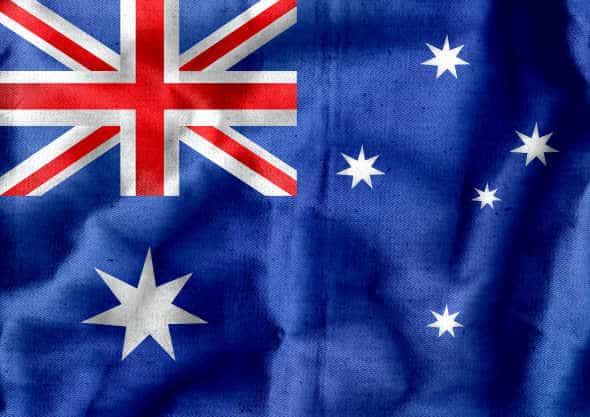 is mk-677 legal: Australian flag